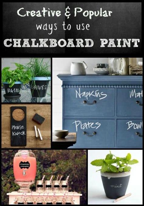chalkboard paint craft ideas 120 best images about diy chalkboard paint ideas crafts