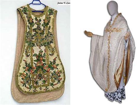 cosa significa testamento 191 qu 233 significa toda la vestimenta que usa el sacerdote