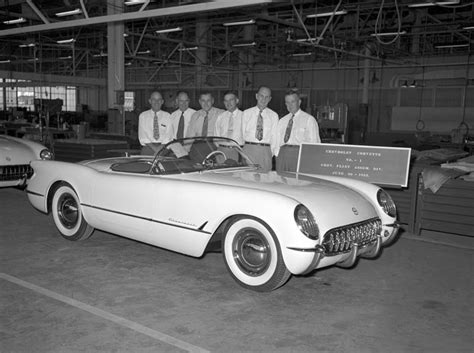 first chevy ever made happy birthday 1953 corvette paddock chevrolet tune up