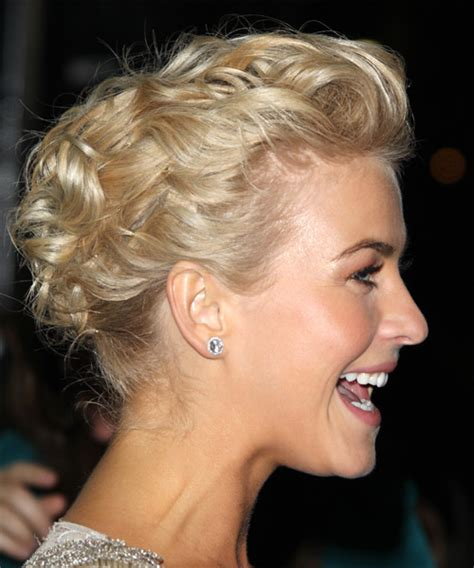 back view julianne houge hairstyle julianne hough updo back view www imgkid com the image