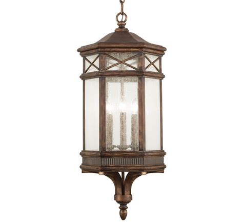 Transitional Outdoor Lighting Park 34 H Transitional Outdoor Hanging Light Grand Light