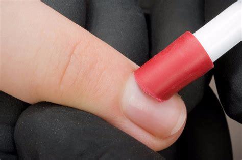 Fingernägel Lackieren In Der Schwangerschaft by Perfekte Fingern 228 Gel Sind Nicht Selbstverst 228 Ndlich