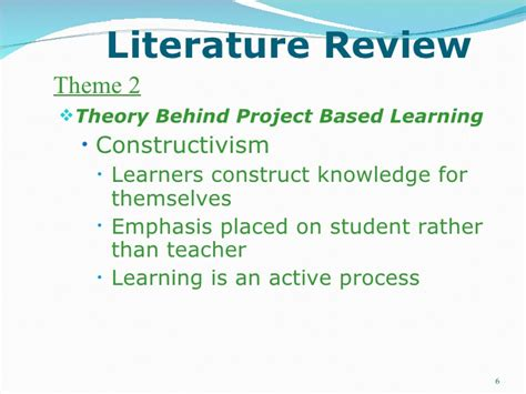It Project Literature Review by Lit Review Powerpoint