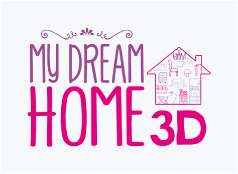 home design 3d logo home design 3d my dream home est maintenant disponible