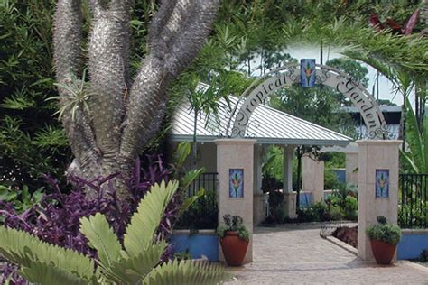 Architectural Signage Wayfinding Consultants Ta Fl Botanical Gardens Largo Florida