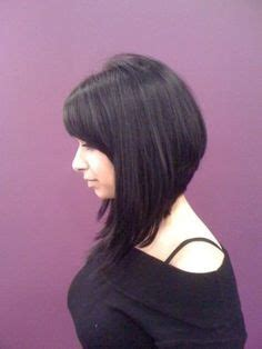 cute maybe not quite so long in the back hairstyles 1000 images about i ve been thinking about a funky bob