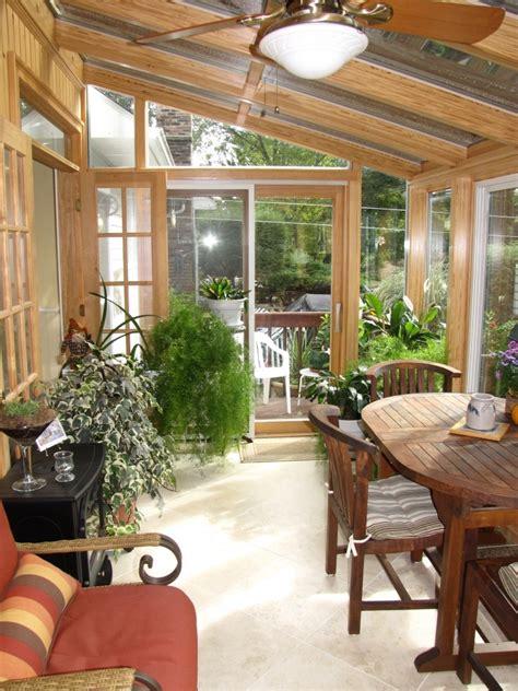 wintergarten aus holz selber bauen  ideen und tipps