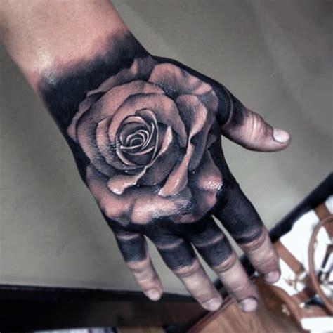 tattoo on hand black 50 badass hand tattoos for men masculine design ideas