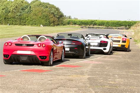 supercar driving experience four supercar driving experience at goodwood motor circuit