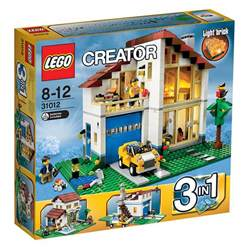 House Creator gamer lego lego creator family house