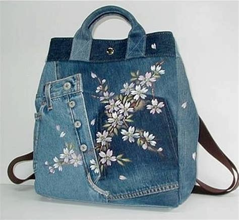 Tas Totebag Strawlicious Button Bst001 Blue 889 best images about things to make out of blue jean material on jean apron denim