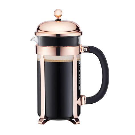 best bodum press chambord kaffepress 8 koppar koppar bodum bodum