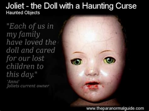 haunted doll joliet joliet the doll with a haunting curse the paranormal guide