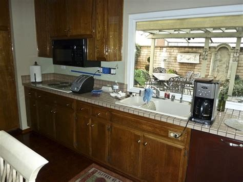 kitchen cabinets refinished image refinishing kitchen cabinets download