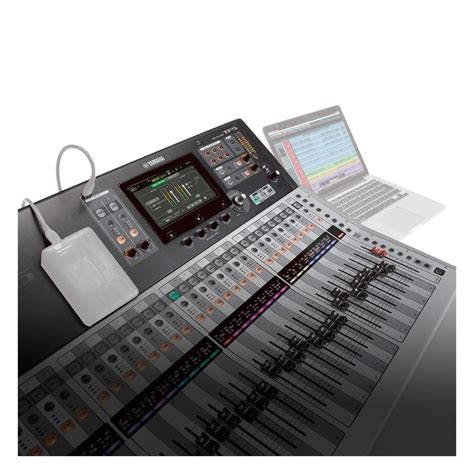 Mixer Digital Yamaha Tf5 yamaha touchflow tf5 32 channel digital mixer with at gear4music
