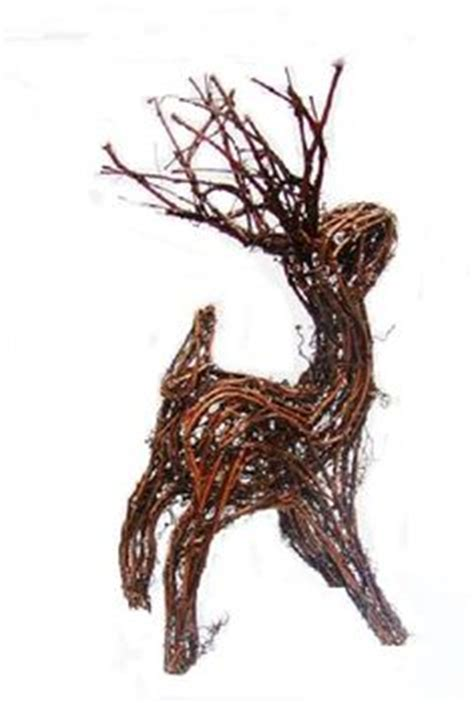 grapevine reindeer on e bay 1000 images about grapevine on baskets vines and deer heads