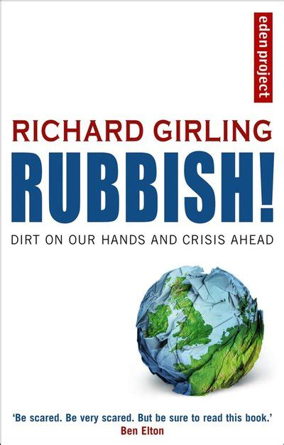 Rubbish Book By Richard Girling rubbish by richard girling penguin books australia