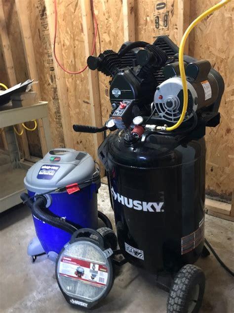 husky  gallon model ch compressor