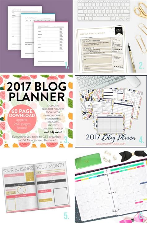 ultimate blog planner printable the ultimate blog planner round up i heart planners
