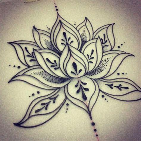 henna tattoo designs lotus simple lotus design favorites lotus
