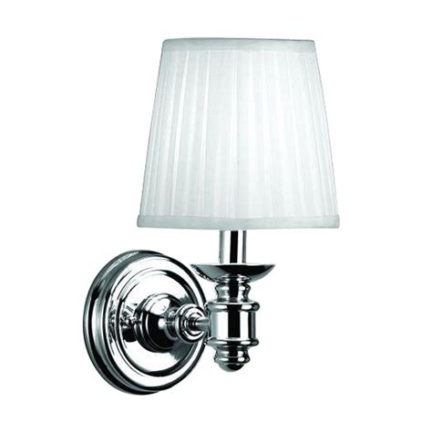 Lighting Wall Sconces with Hton Bay 1 Light Chrome Wall Sconce 15559 026 The Home Depot