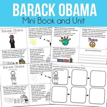 biography barack obama timeline barack obama presidents day activities education to