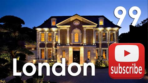 buying a house in london most expensive house in london luxury house find a house buy a dream house youtube