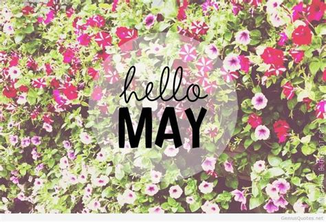 why i the month of may