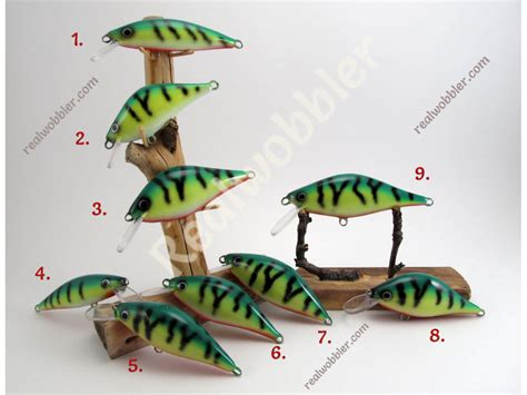 Handmade Bass Lures - best wooden lures for bass fishing handmade and efficient