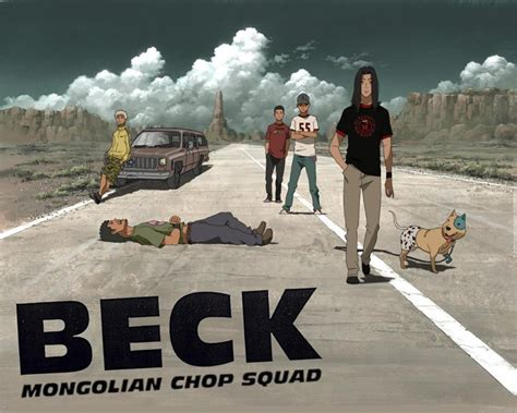 beck mongolian chop squad anime review quot beck mongolian chop squad quot an anime that