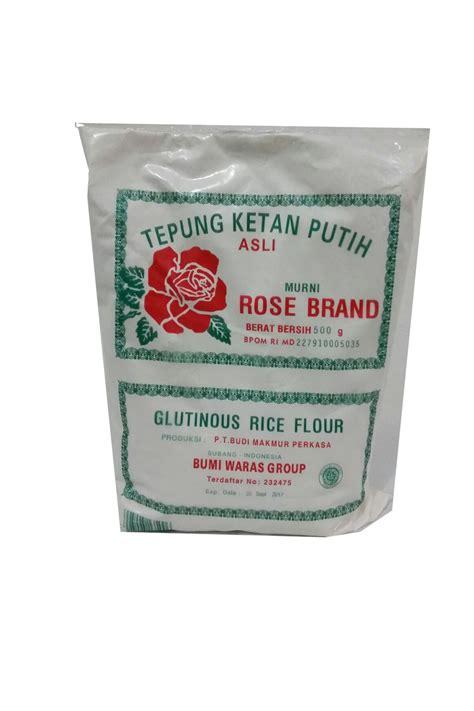 cara membuat jajanan pasar dari tepung beras ketan ini kegunaan sekaligus cara menyimpan tepung beras ketan