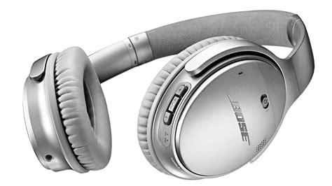 quiet comfort bose bose quiet comfort 35 wireless headphones silver