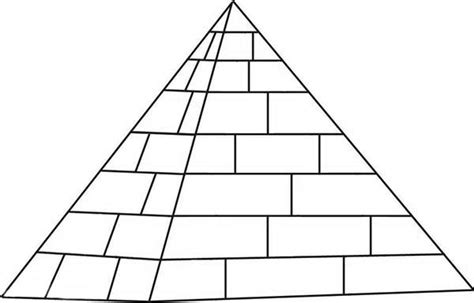 great pyramid of giza free coloring pages