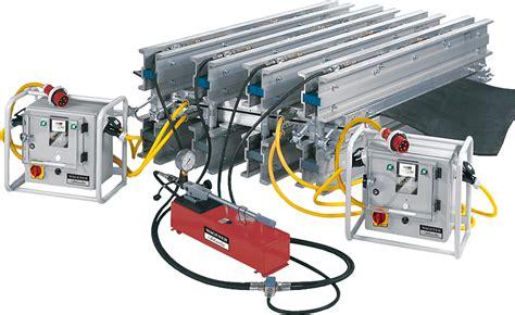 wagener hydraulik vulcanizing presses hydraulic