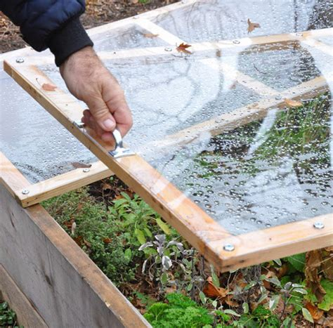 raised bed cold frame hometalk from raised bed to cold frame in minutes