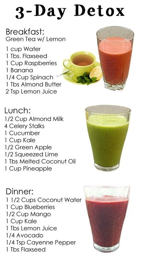 Juice With Drew 5 Day Detox by Burning Soup Dr Oz And Protein On