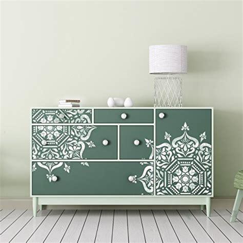 mobili indiani stencil circolare per medaglione bukhara per mobili