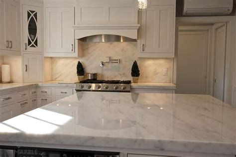 marble countertops imperial danby marble kitchen backsplash transitional