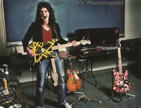 eddie van halen dragon guitar edward van halen guitar s effect collection tone guitar