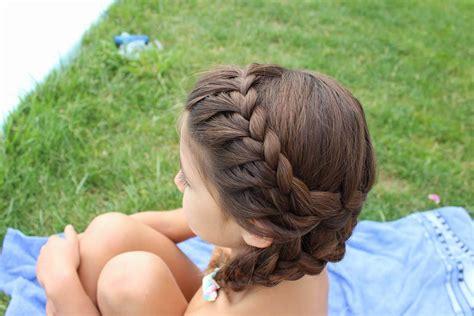 como hacer peinados de trenzas para ninas los peinados para ni 241 as m 225 s f 225 ciles y r 225 pidos de hacer