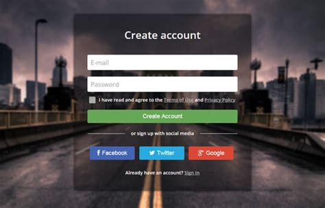 9 creative css form designs from codepen smashingapps com