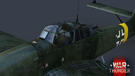 Mk 1523 Hello development ju 87 stuka new models news war thunder