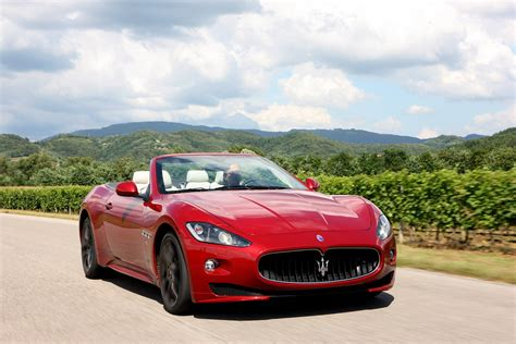 maserati grancabrio 2012 maserati grancabrio convertible sport review top speed