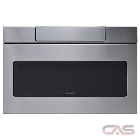 Drawer Microwave Canada by Sharp Smd2470asc Microwave Drawer 1000 Watts 1 2 Cu Ft
