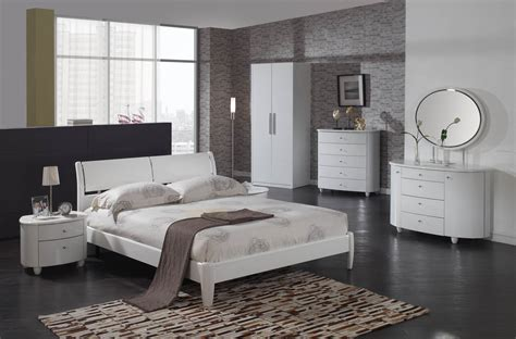 grey gloss bedroom furniture