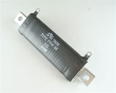 irc wirewound resistor frw22 3 irc resistor 3 ohm 55w wirewound 2021011414