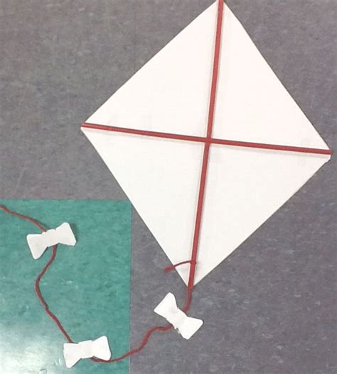 Make A Paper Kite - how to make a kite arts and crafts for