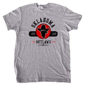 Tshirt Jazz Racing Club Bdc oklahoma outlaws usfl oxford t shirt