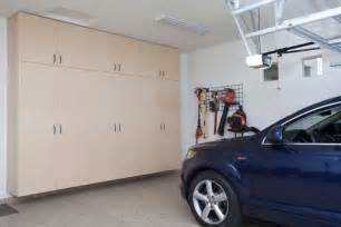 Garage Shelving Floor To Ceiling Traditional Garage Cabinet Design In Scottsdale Az