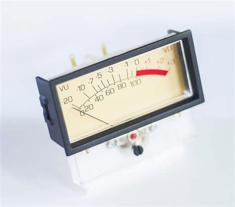 Vu Meter Audio Level Vu Meter Wf1029x 34 95